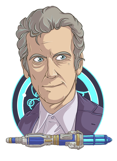 DOCTOR WHO - FANARTS 0
