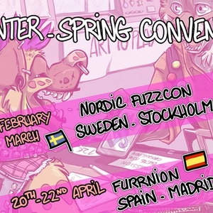 CONVENTION HIVER-PRINTEMPS !
