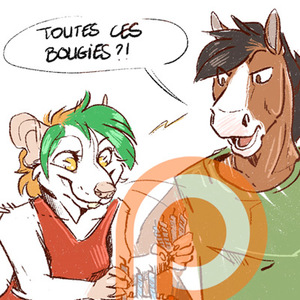 "PATREON - ""PWYW"" DE JUIN (X6 DESSINS)"