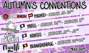 CONVENTIONS AUTOMNALES